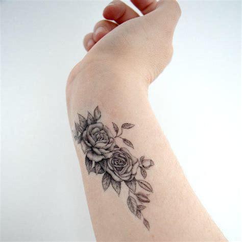 tattoo on wrist or ankle black rose tattoo ankle tattoo google search tattoo