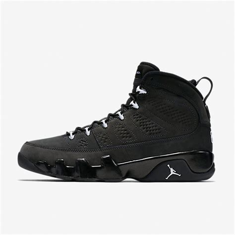 Sepatu Basket Air 5 High Money jual sepatu basket aj ix retro anthracite original
