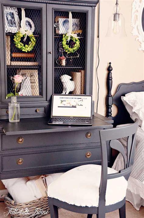 guest bedroom furniture 25 best ideas about painted secretary desks on pinterest