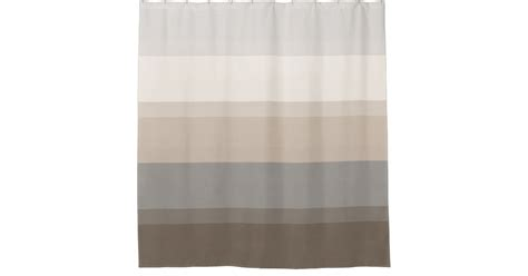 tan and white striped shower curtain brown and beige striped shower curtain curtain