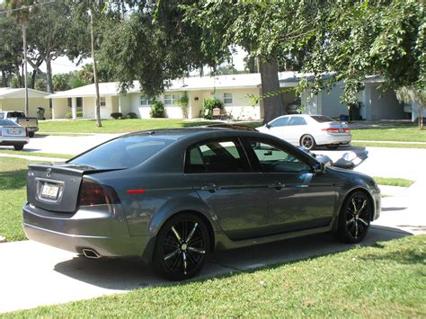 acura tl 2005 0 to 60 rjp4l 2005 acura tl specs photos modification info at