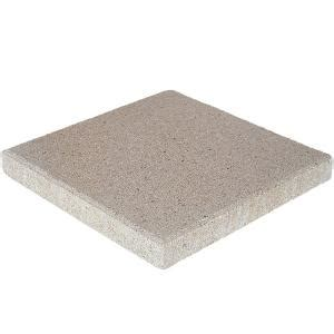 decorative stepping stones home depot pavestone 16 in x 16 in pewter concrete step stone 72600