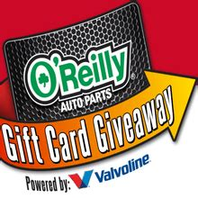 O Reilly Sweepstakes - o reilly gift card giveaway instant win game 17 535 winners