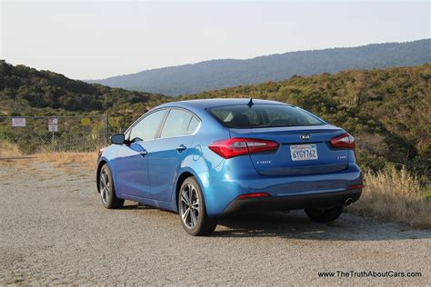Kia Forte Fuel Consumption Review 2014 Kia Forte The About Cars