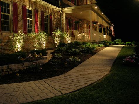 Led Landscaping Lighting Dayton Led Landscape Lighting The Site Dayton S Landscape Architecture Landscaping