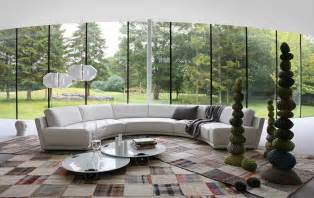 Modern Sofas For Living Room Living Room Inspiration 120 Modern Sofas By Roche Bobois Part 3 3 Architecture Design