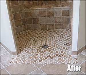 how to install a tile shower drain apps directories