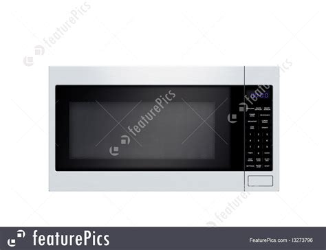 Microwave Oven Ur 1807 kitchen microwave oven isolated stock photo i3273796 at