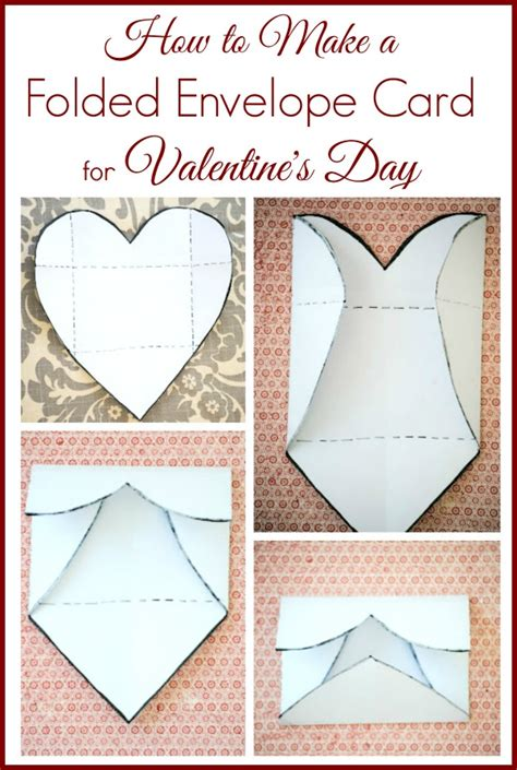 diy valentine s day heart photo cards making lemonade