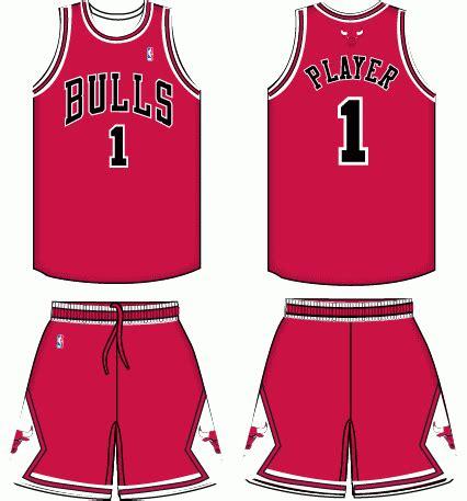 desain jersey nba terbaik chicago bulls road uniform 2005 2014 chicago bulls all