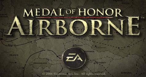 free download full version pc games medal of honor medal of honor airborne pc download game full version for