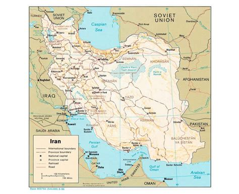 map of iran with cities maps of iran detailed map of iran in tourist