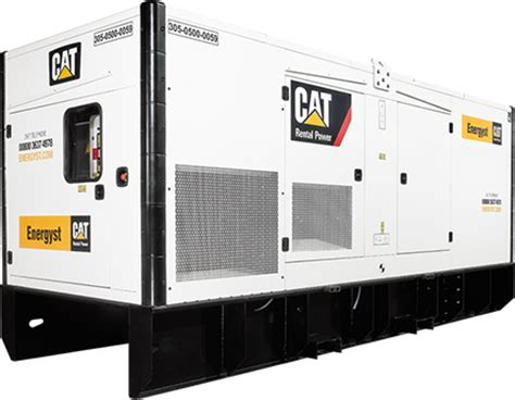 generator hire temporary power energyst
