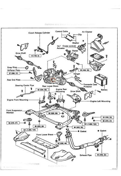 automotive repair manual 1994 toyota corolla spare parts catalogs i have a 94 camry with a manual transmission there is oil leaks under the car but the engine