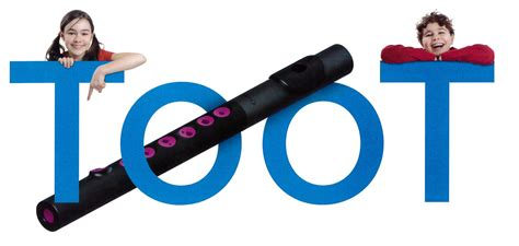 Nuvo Toot White Pink nuvo toot mini flute fife abs white pink