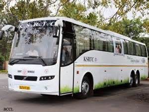 Volvo Timings Hyderabad To Bangalore Ksrtc Timings