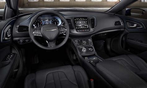 Chrysler 200 Interior 2015 Chrysler 200 Drive Photo Gallery Motor Trend
