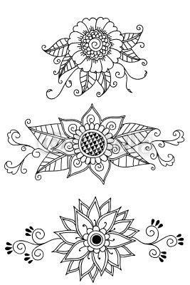 schwarzes henna tattoo abmachen henna tattoos henna henna vorlagen