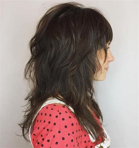 layered hair styles medium 1960 67 best shags images on pinterest layered cuts layered