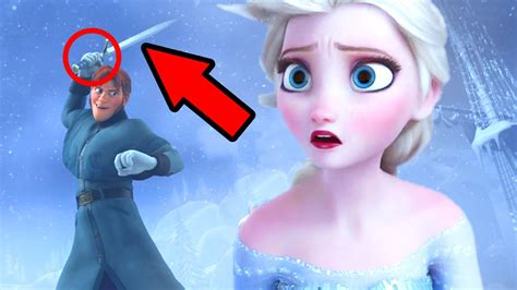 imagenes ocultas de frozen las inquietantes teor 237 as de frozen youtube