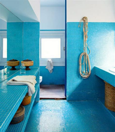 ocean inspired bathrooms tranquil colors inspired by the sea 11 bathroom designs