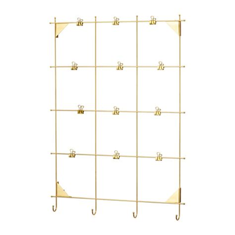 MYRHEDEN Frame Brass colour   IKEA