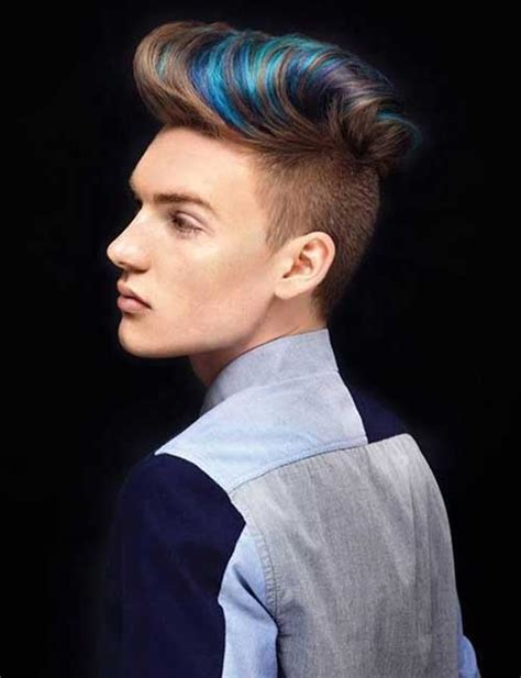 Color For Men | 15 hair colors for men mens hairstyles 2018