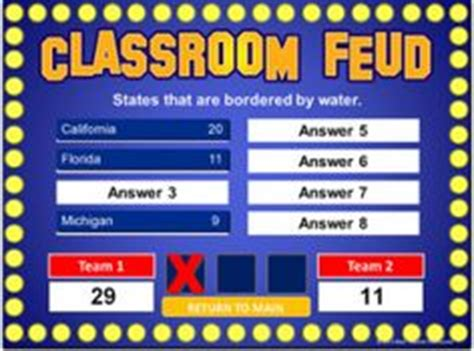 family feud powerpoint templates review and smart boards on