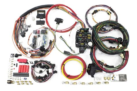Wire Ls Direct by 26 Circuit Direct Fit 1969 Chevelle Malibu