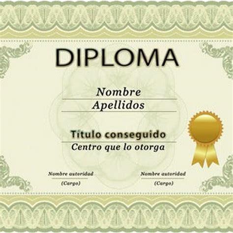 diplomas para imprimir s c diplomas falsos para imprimir gratis
