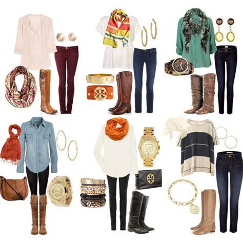 Fall Wardrobe Ideas by Pretty Casual Ideas For Fall School Days Pretty