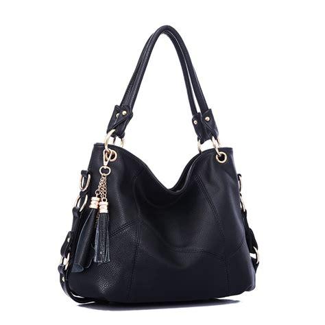 one of a leather handbags aliexpress buy luxury hobo designer handbags fashion tote leather bags handbags