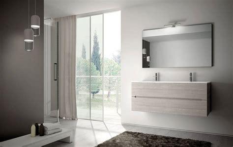design idea group bagno doppio lavandino e doppio specchio