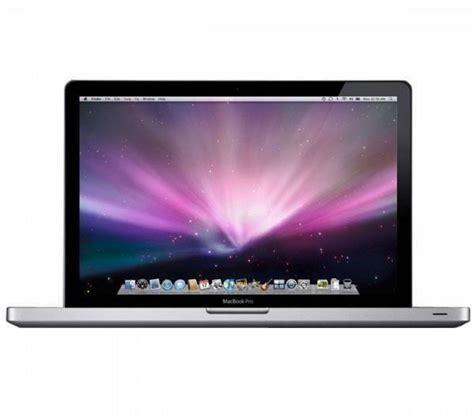Laptop Apple Macbook Pro Second Apple Mb990b A Macbook Pro 13 3 Inch 2 Duo 2 26ghz 2gb 160gb Superdrive Mac Os X 10 11 El