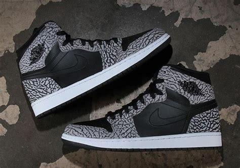 supreme air 1 air 1 unsupreme elephant print sneakerfiles