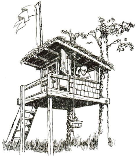 tree house plans two trees treehouses book you can actually build