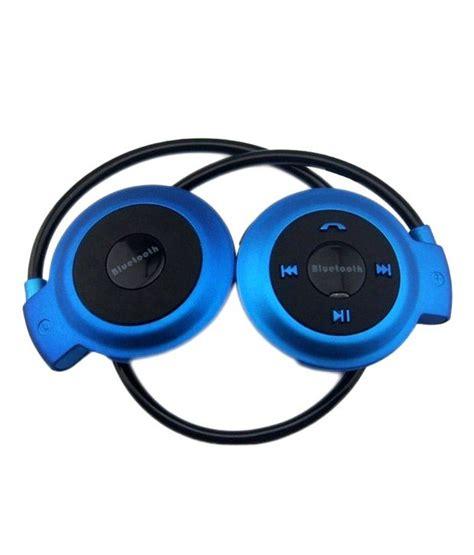 Headphone Wireless Bluetooth Mic Mini 503 acid eye mini 503 wireless bluetooth headset the ear with mic blue buy acid eye mini