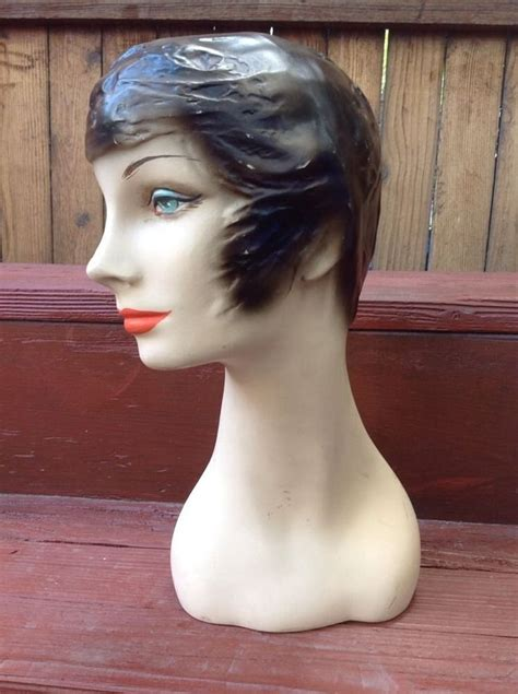 Wig A11 162 best images about maniquies on vintage
