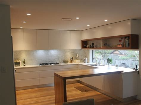 Australian Kitchen Designs Castle Hill Modern Kitchen Sydney By Kitchens By