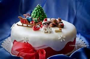 beautiful christmas cake designs inspiration photos