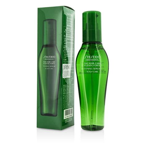 Shiseido Hair Care shiseido the hair care fuente forte toning serum scalp