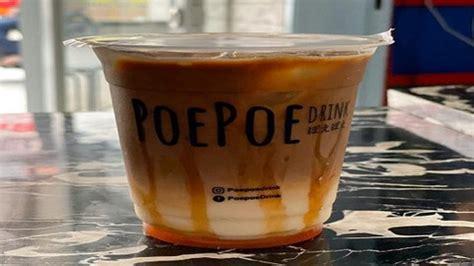poepoe drink tangerang makanan delivery menu grabfood id
