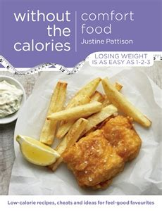without comfort comfort food without the calories by book or by cook a