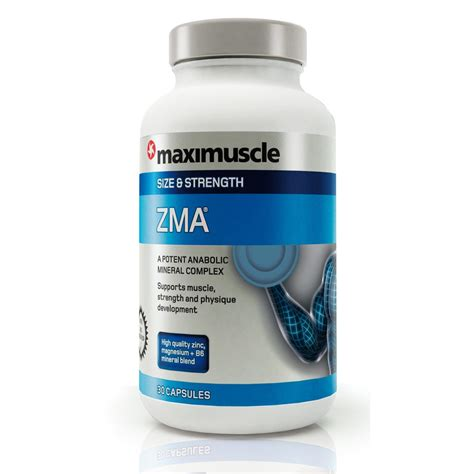 Suplemen Zma three benefits of zma that you didn t supplement judge