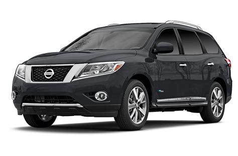 nissan pathfinder hybrid 2014 nissan pathfinder hybrid price photos reviews