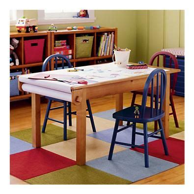 land  nod activity table kids play table playroom