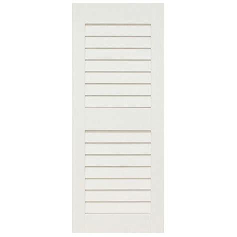 Interior Shutters Home Depot Homebasics Plantation Faux Wood Oak Interior Shutter Price Varies By Size Qspb3536 The Home