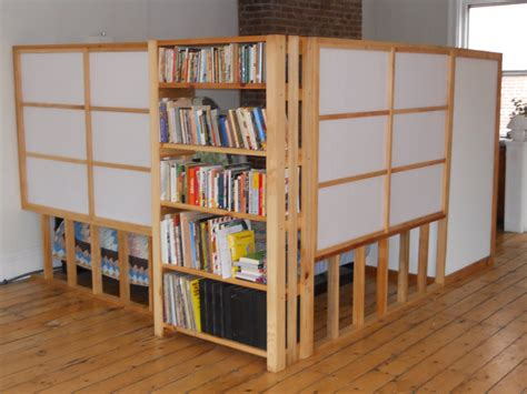 bookshelf room divider ideas inexpensive dining room chairs bookshelf room divider