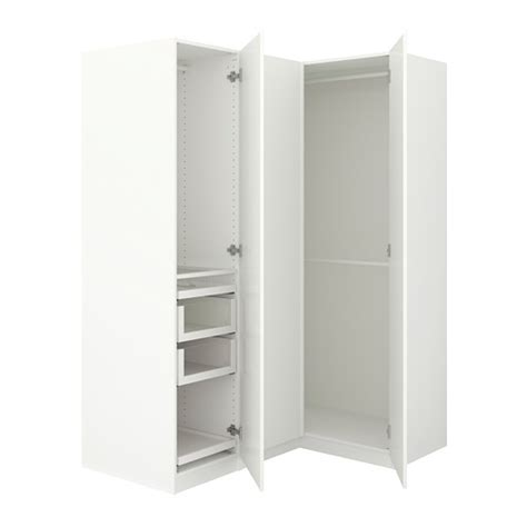 Small Bathroom Cabinet Storage Ideas by Pax Corner Wardrobe 160 111x201 Cm Ikea