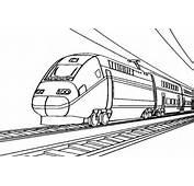 Tags Coloriage A Imprimer Train